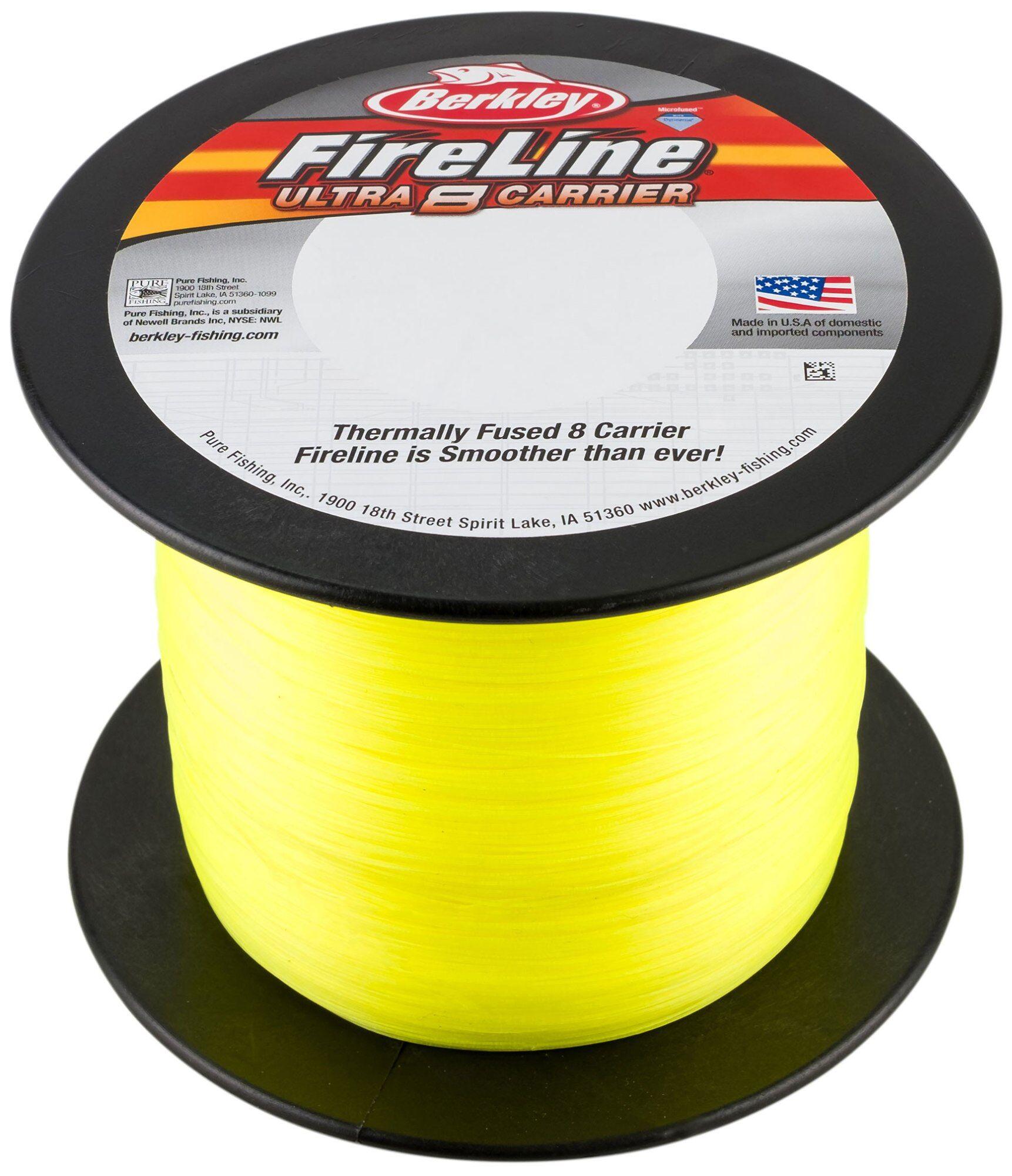 Berkley Fireline Ultra 8 Carrier Flame Green 300 m kuitusiima