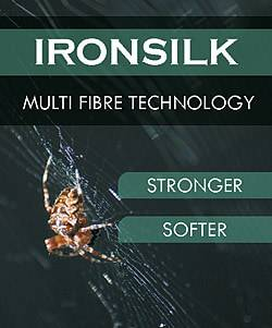 Pietarin IronSilk 5,0 m/0,06 mm/120 m verkkoliina