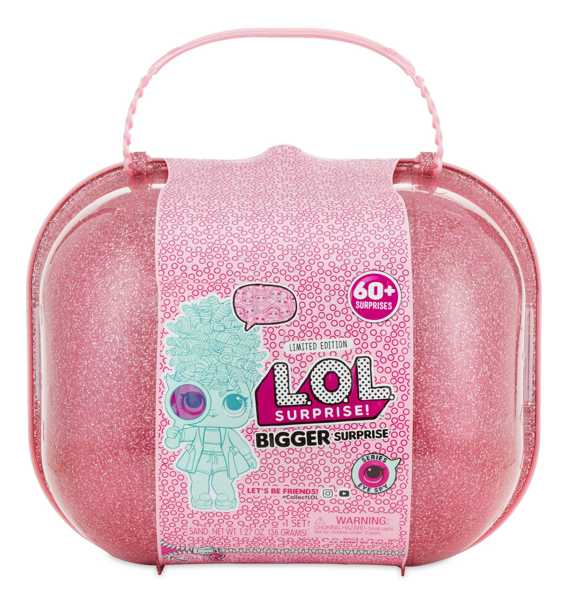 L.O.L. Bigger Surprise yllätyspallo