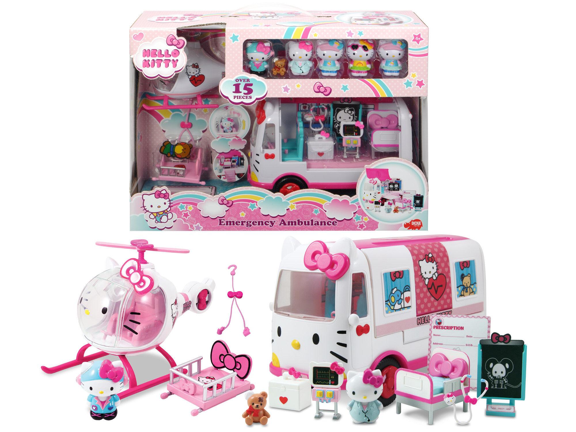 Hello Kitty Rescue Set leikkisetti