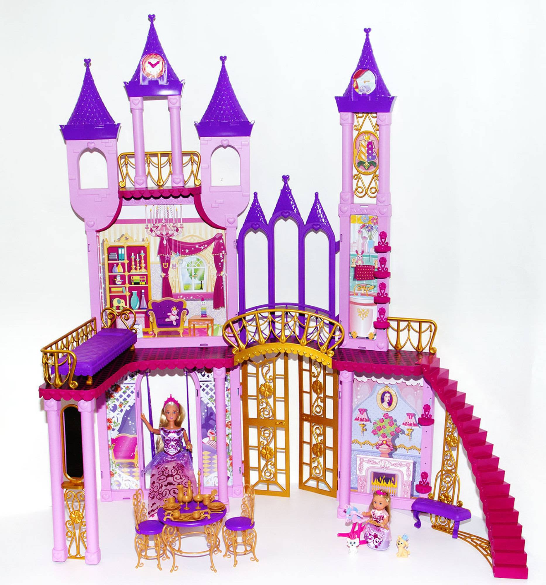Steffin unelmien prinsessa linna