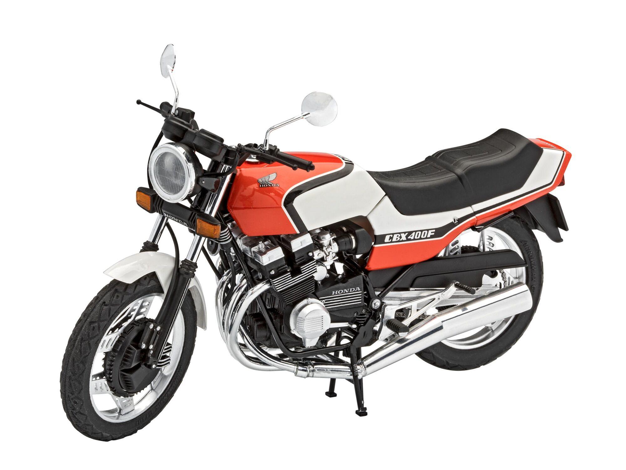 Revell Honda CBX 400 F 1:12 pienoismalli