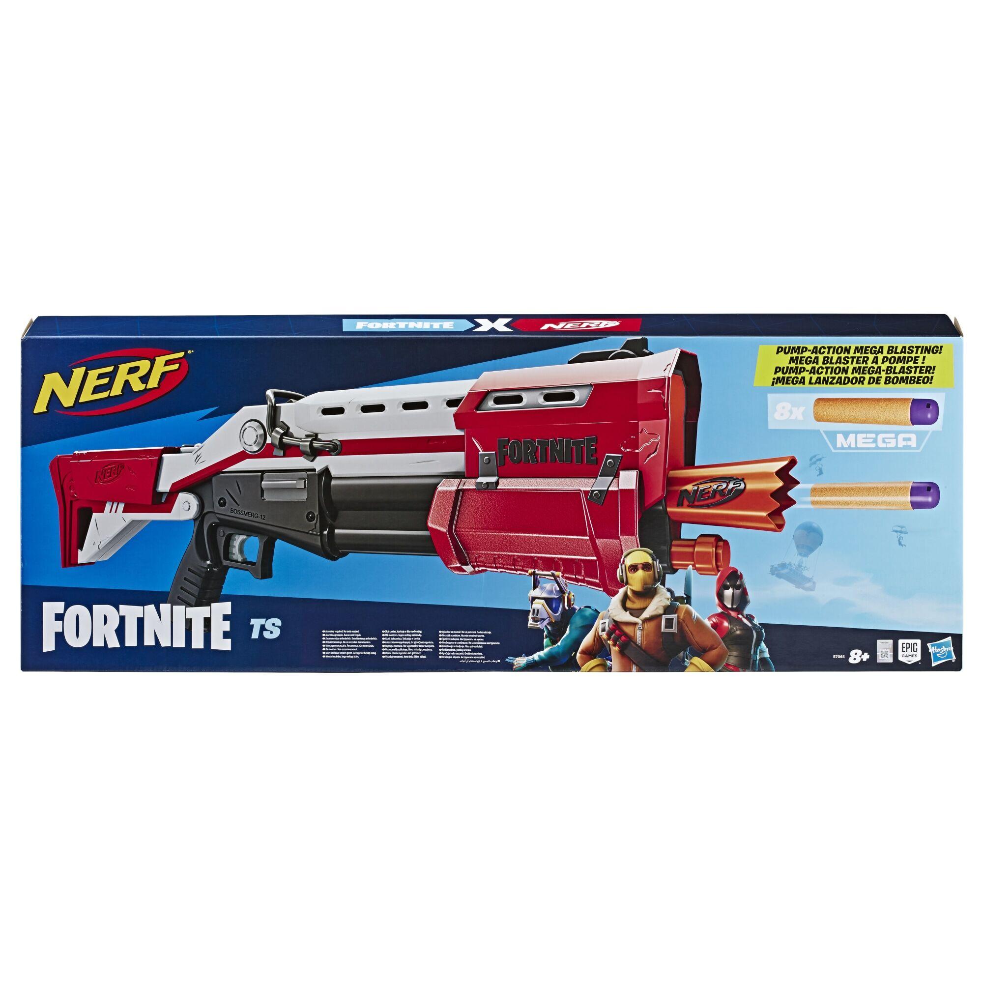 Nerf Fortnite TS nuolipyssy