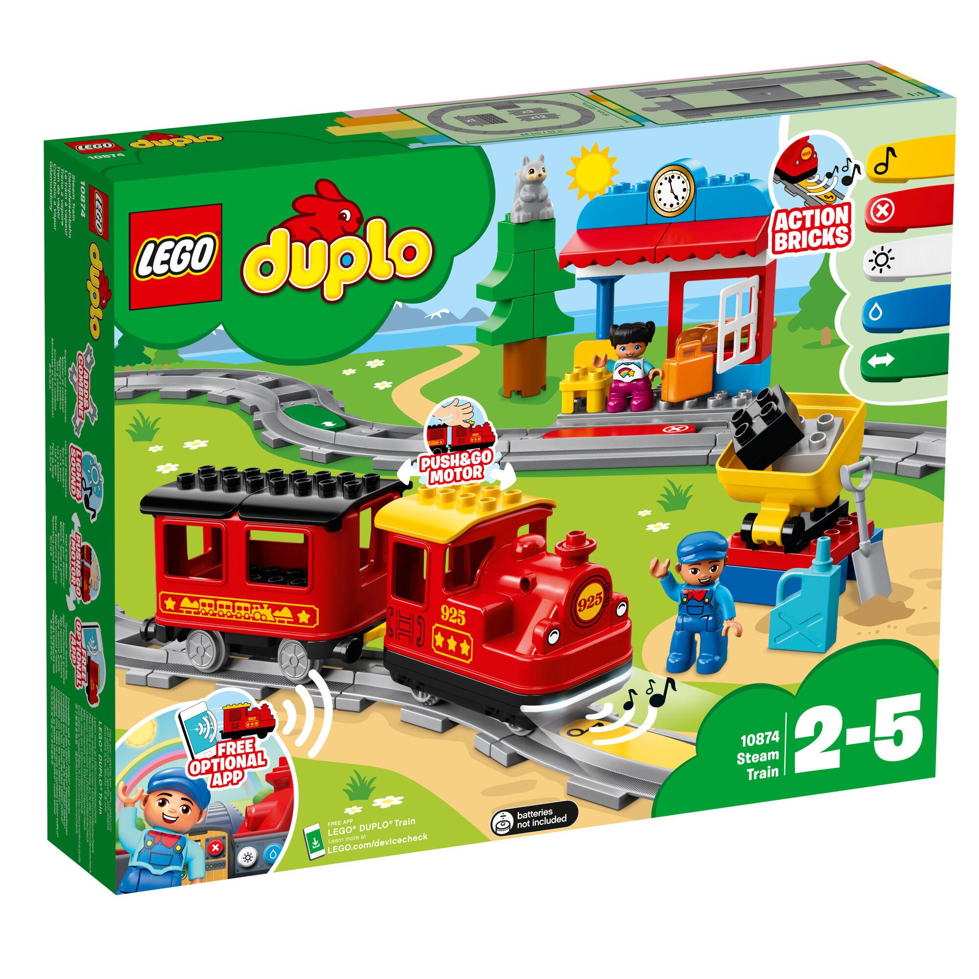 Lego Duplo 10874 Höyryjuna