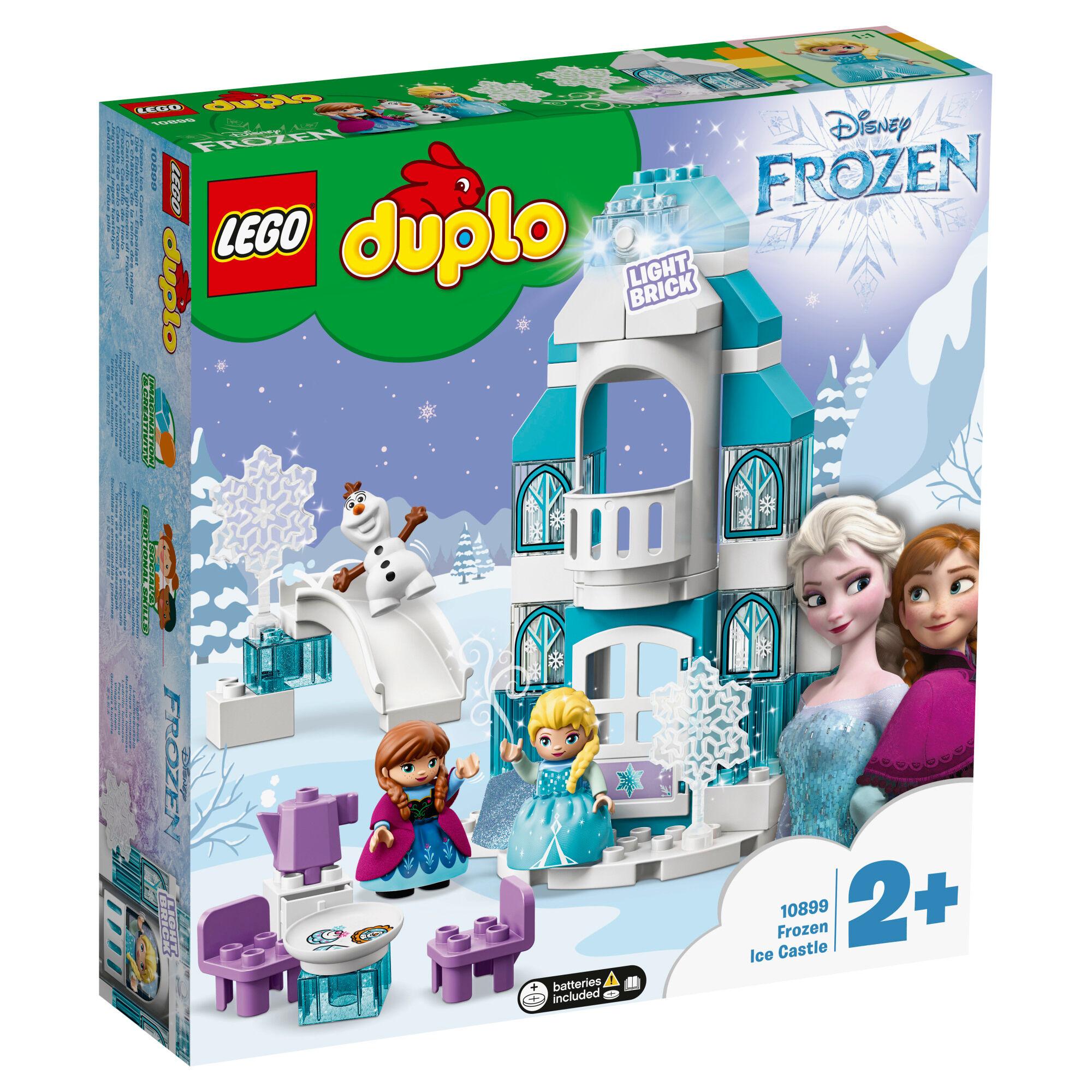 Lego Duplo 10899 Disney Frozen jäälinna