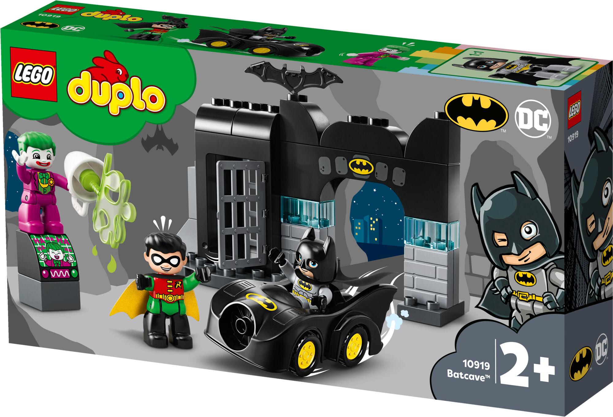 Lego DUPLO Super Heroes 10919 Lepakkoluola