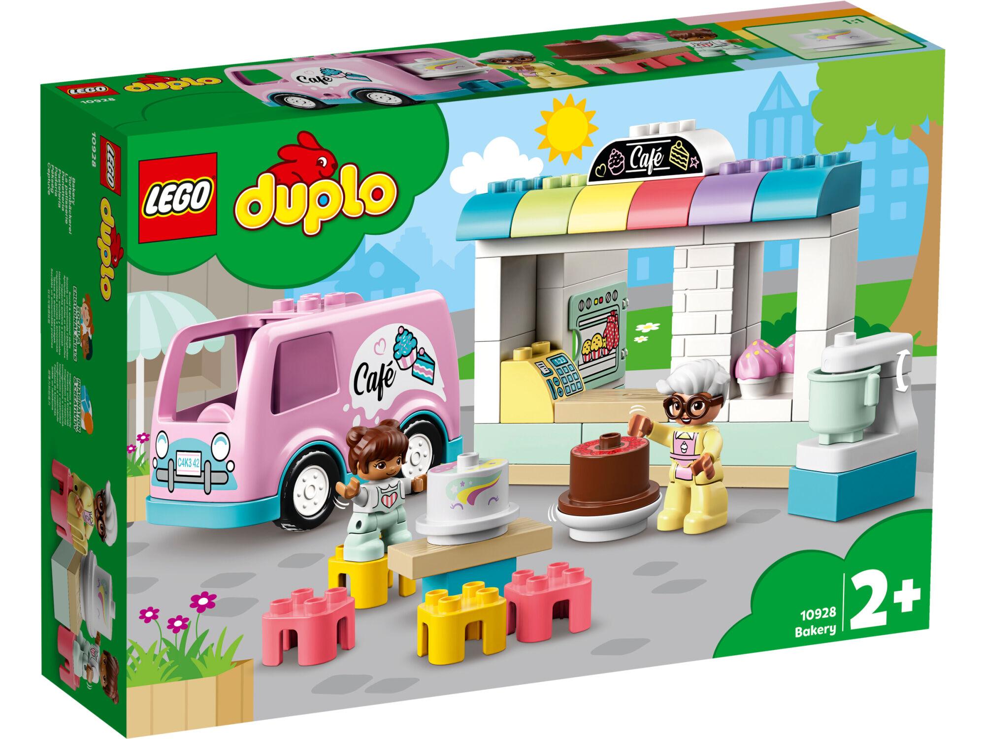 Lego DUPLO Town 10928 Leipomo