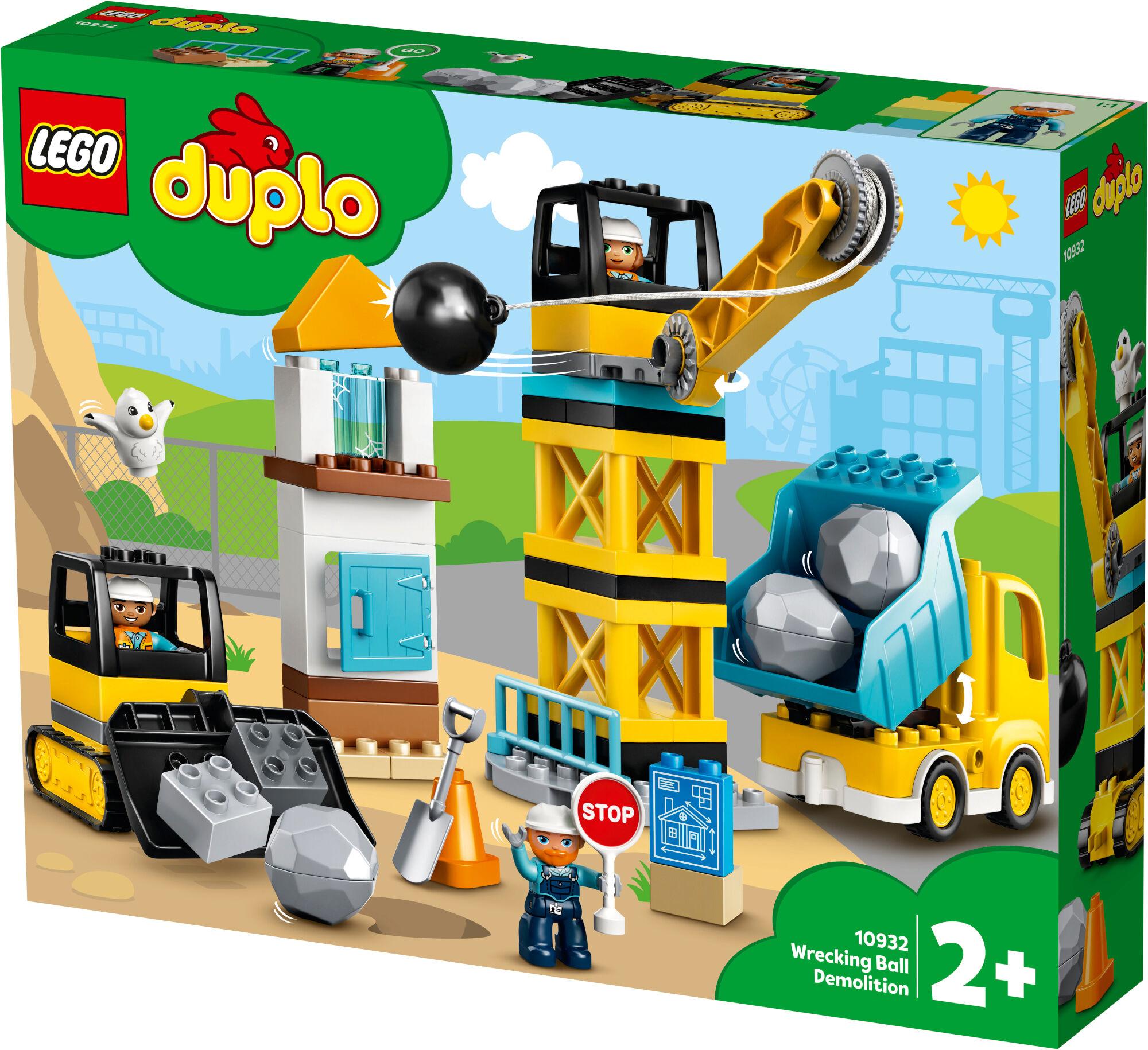 Lego DUPLO Town 10932 Purkutyömaa
