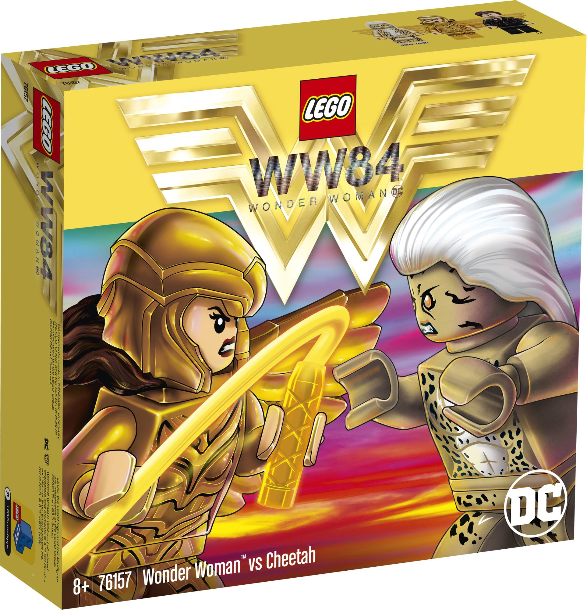 Lego Super Heroes 76157 Wonder Woman™ vs Cheetah