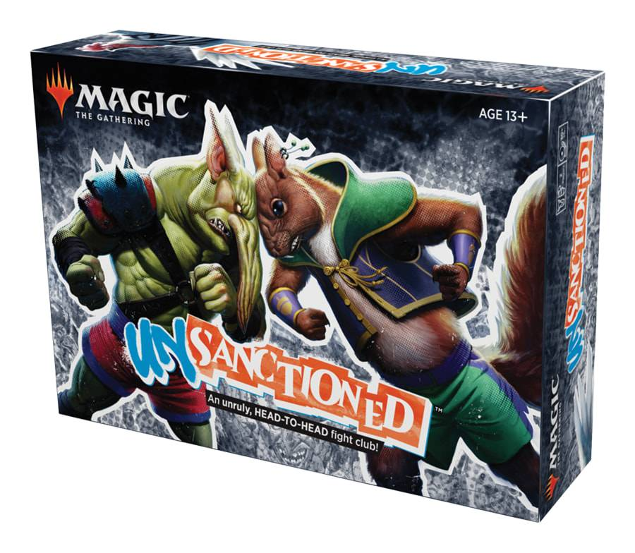 MTG Magic the Gathering Unsanctioned