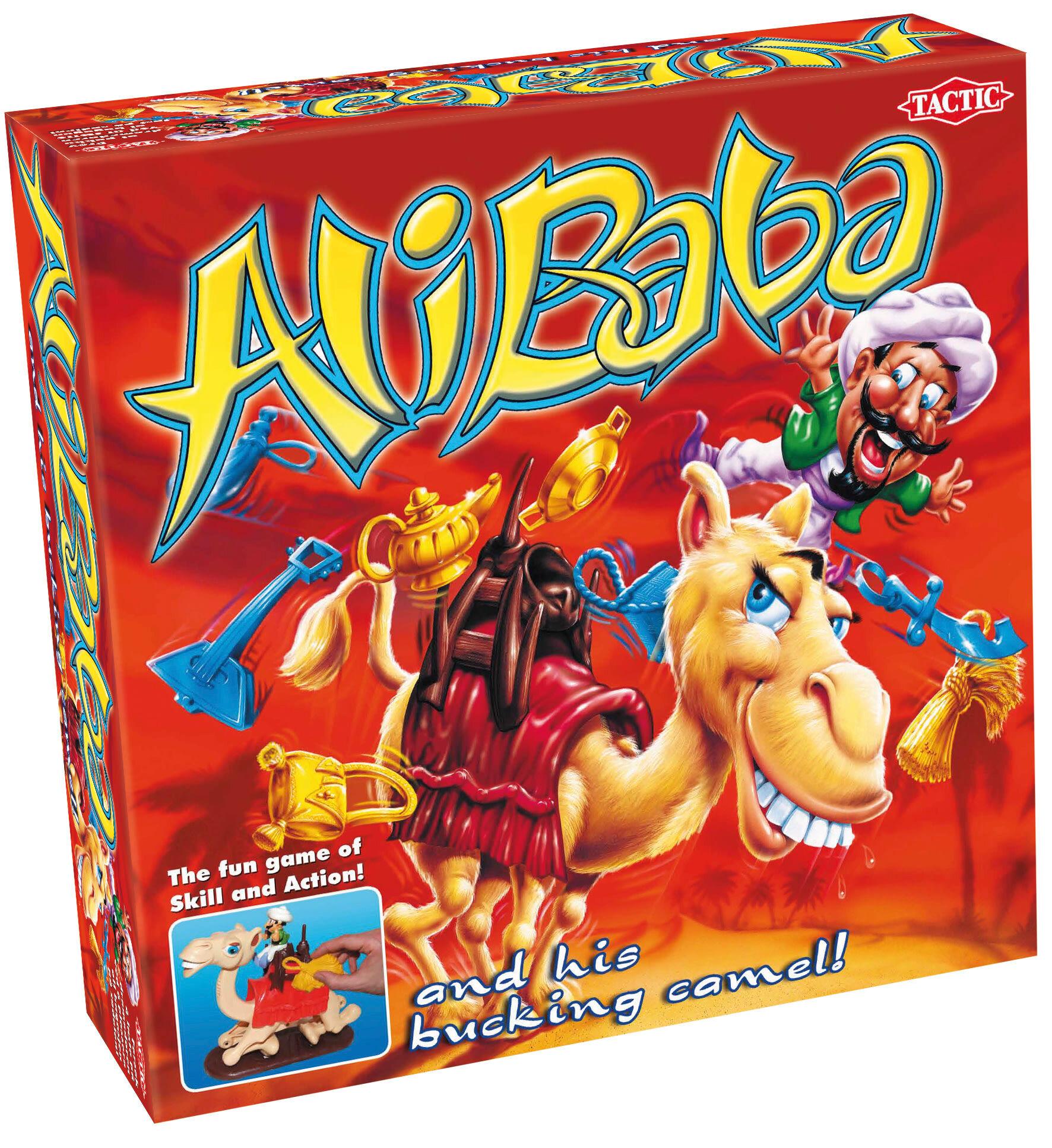 Tactic Alibaba peli