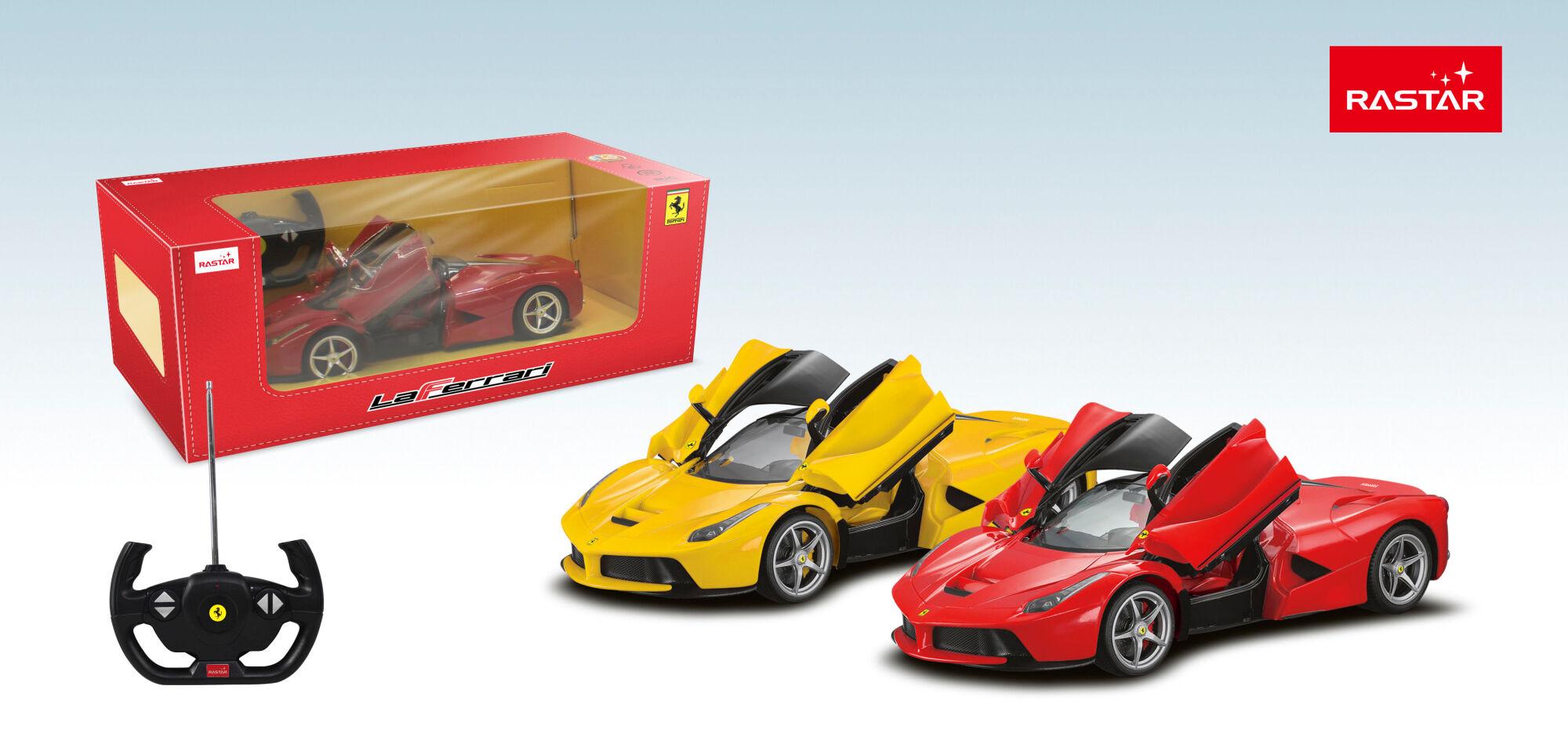 Rastar R/C 1:14 Ferrari LaFerrari radio-ohjattava auto