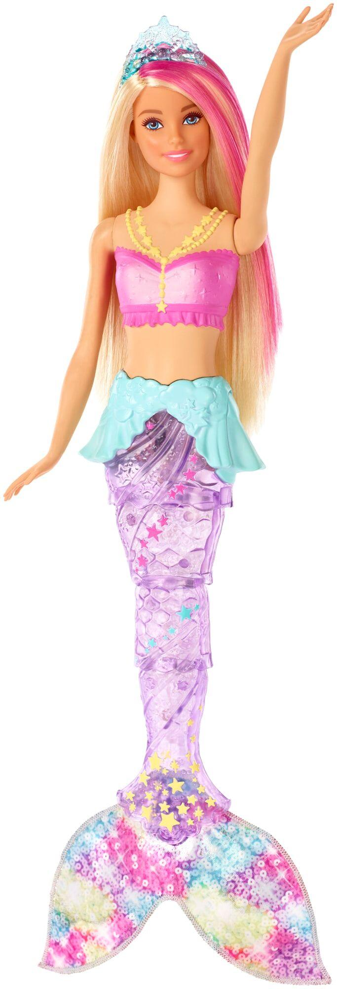 Barbie Dreamtopia Mermaid nukke