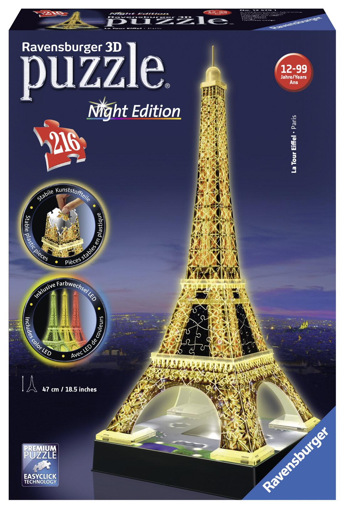 Ravensburger Eiffel 216 palan palapeli