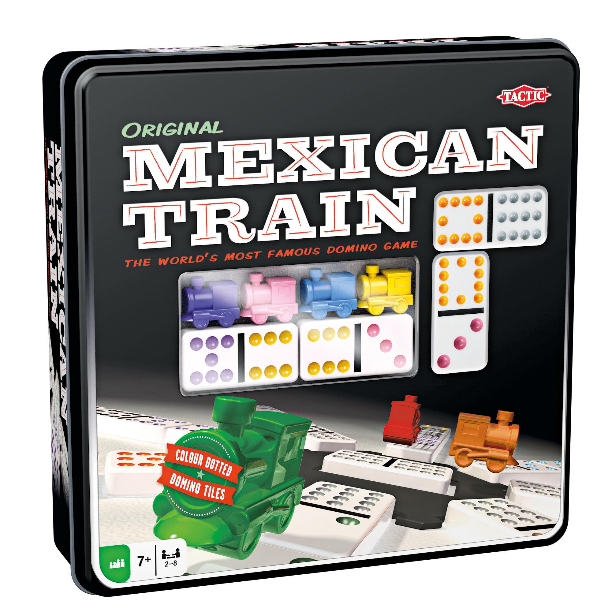 Tactic Mexican Train peli