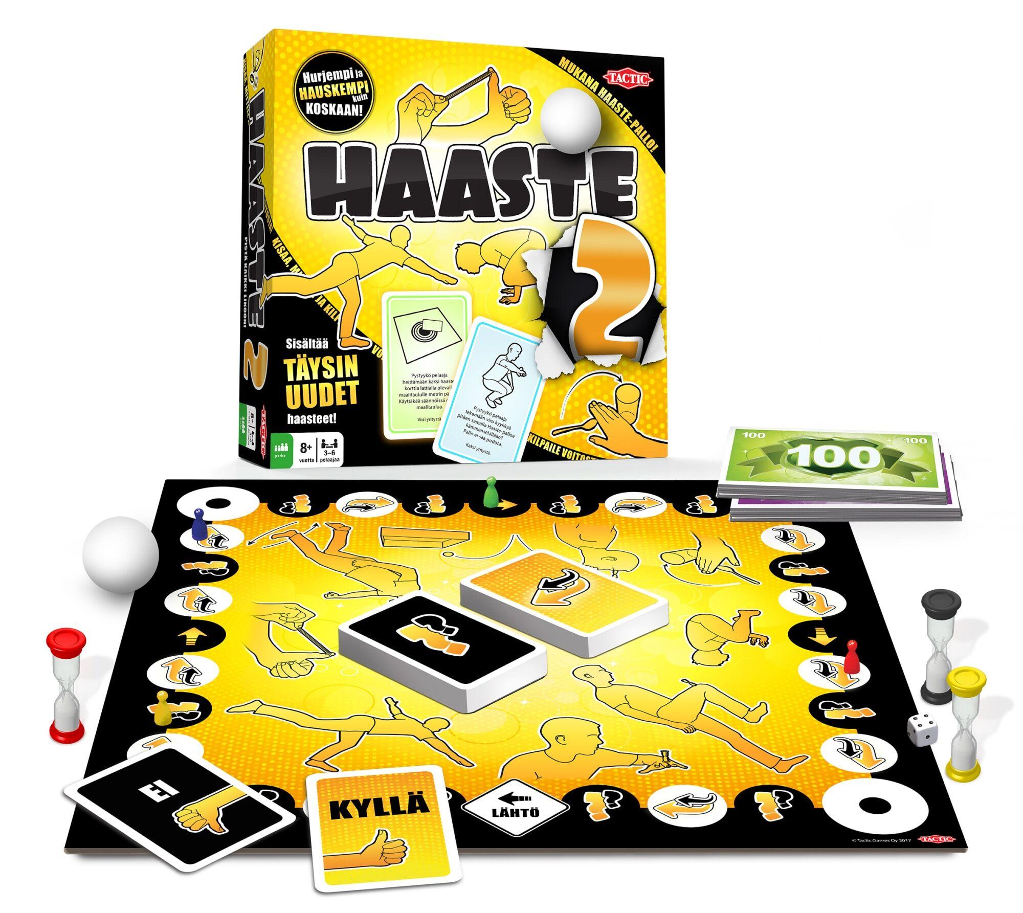 Tactic Haaste 2 peli