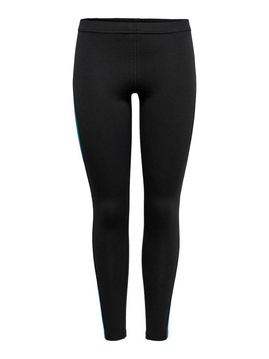 Image of ONLY Jersey Leggings Women Black