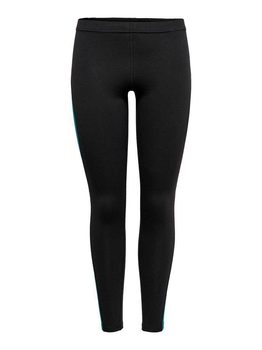 Image of ONLY Jersey Leggings Women Black