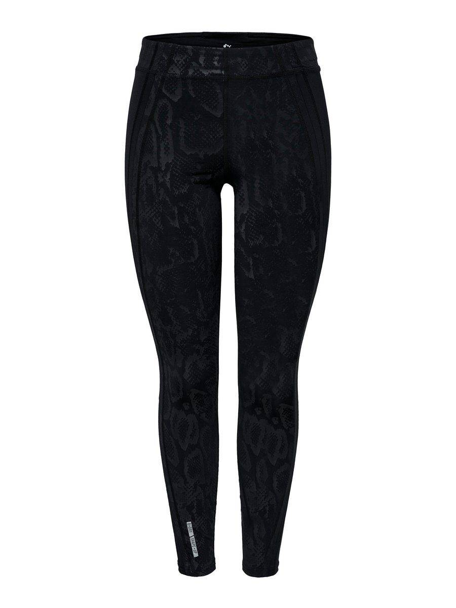 Image of ONLY High Waist Training Tights Women Black
