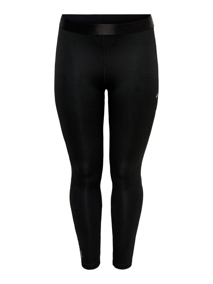 Image of ONLY Curvy Training Tights Women Black