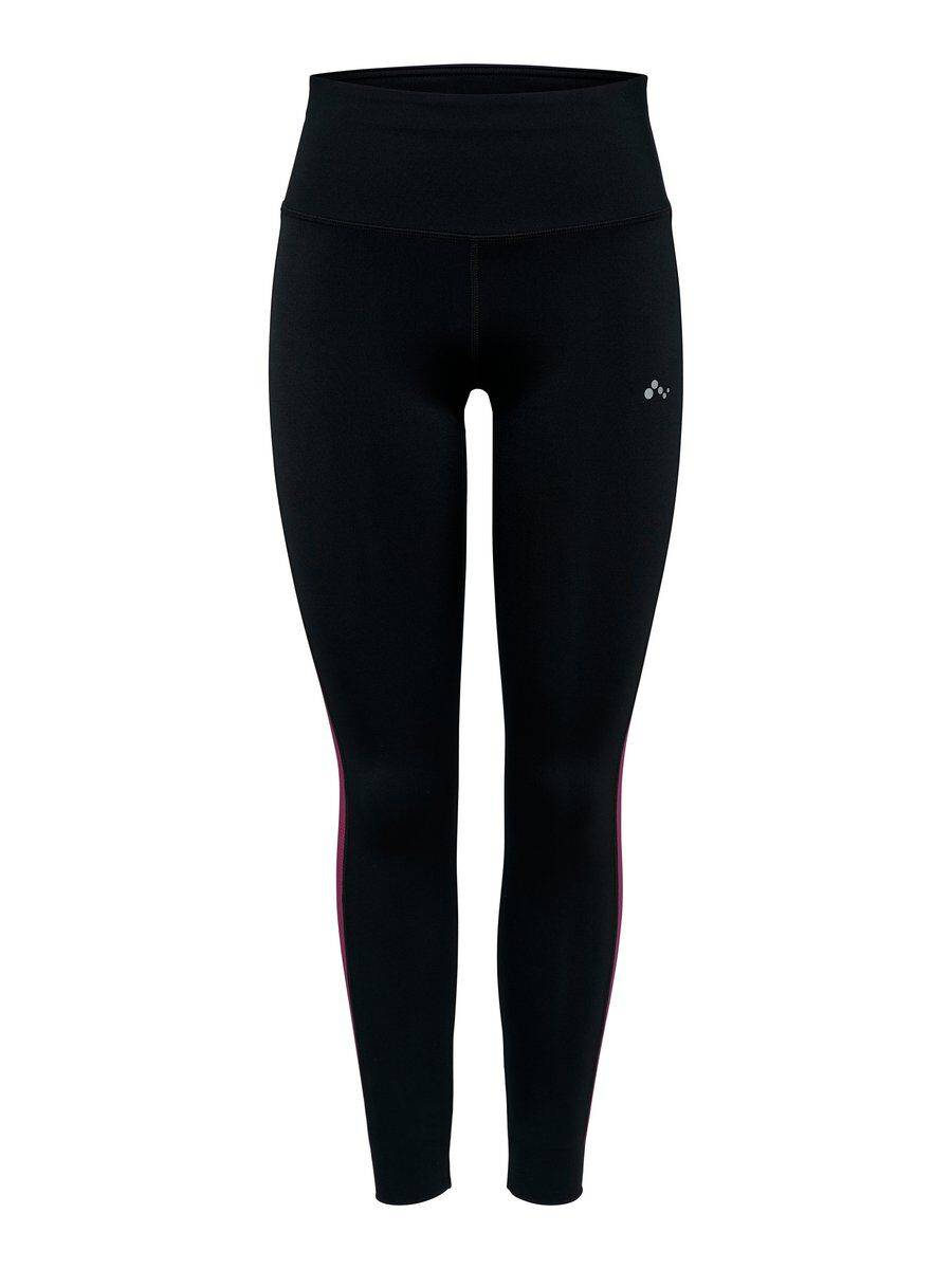 Image of ONLY High Waist Shape Training Tights Women Black
