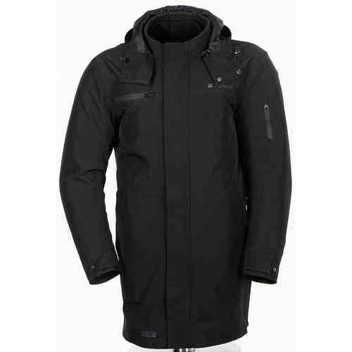 Bering Trader Evo Tekstiili takki Musta