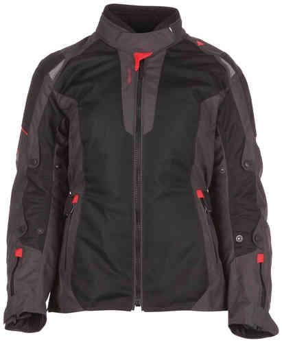 Modeka Upswing Tekstiili takit Musta/tummanharmaa
