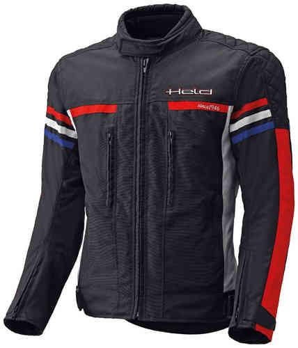 Held Jakk Tekstiili takki Musta/valkoinen/punainen/sininen