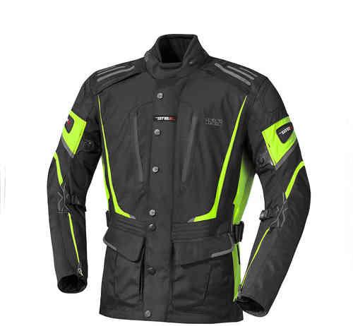 IXS Powell Tekstiili takit Musta/keltainen