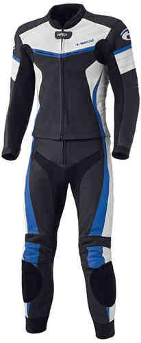 Held Spire Kaksiosainen puku Musta/sininen