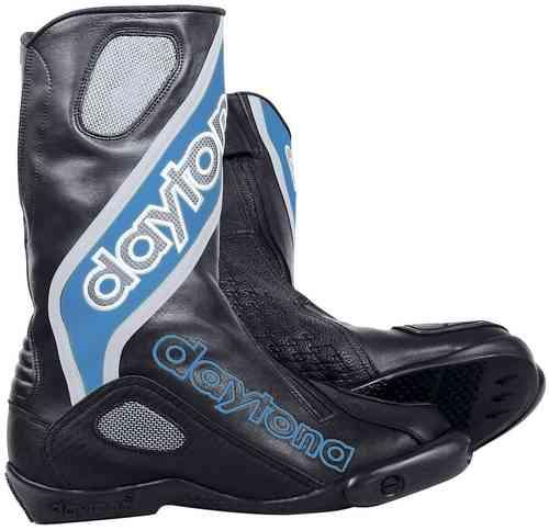 Daytona Evo Sports Boot Musta/sininen
