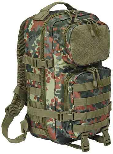 Brandit US Cooper Patch M Reppu Armeijanvihreä