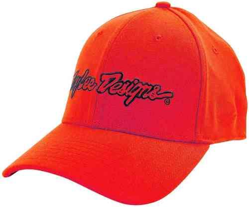 Troy Lee Designs Brand 2.0 Hattu Oranssi