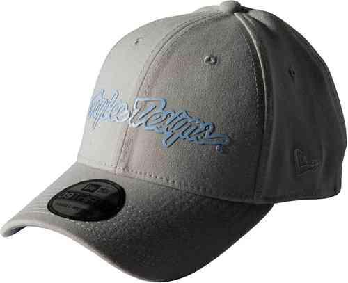 Troy Lee Designs Brand 2.0 Hattu Harmaa/sininen