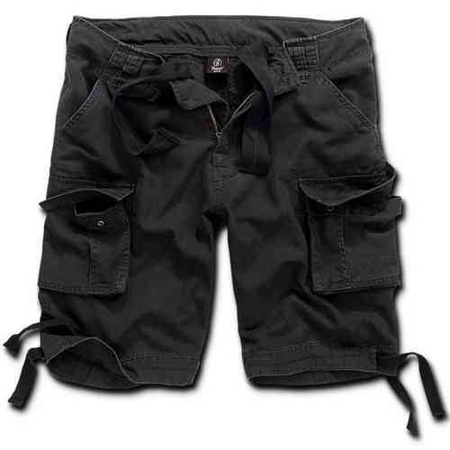 Brandit Urban Legend Shortsit Musta