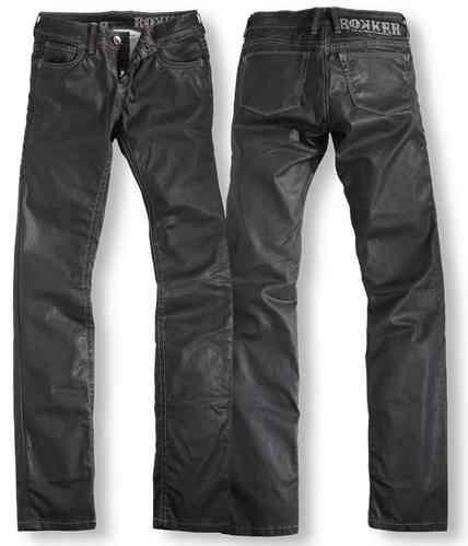 Rokker The  Diva Jeans Lady Musta