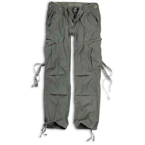 Brandit M-65 Naisten housut Oliivi