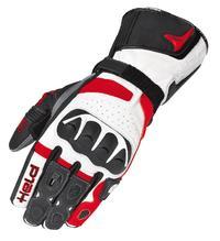 Held Evo-Thrux Moottoripyörän käsineet Musta/punainen