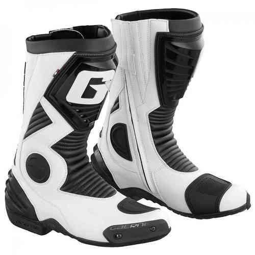Gaerne G-Evolution Five Racing Saappaat Valkoinen