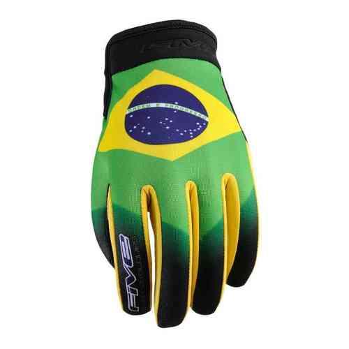 Five Planet Patriot Brazil