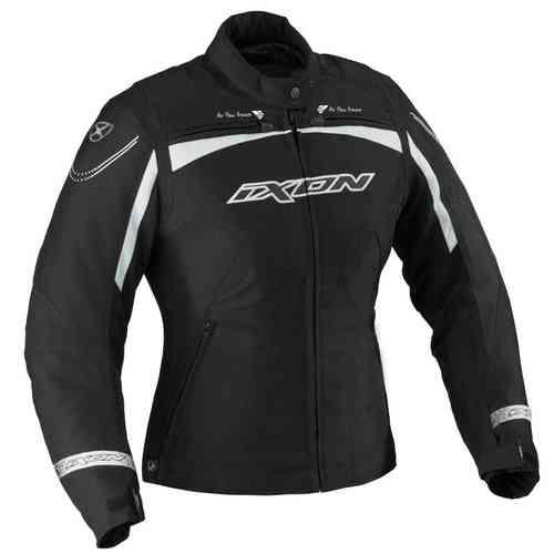 Ixon Aquila HP Tekstiili takit Musta/valkoinen