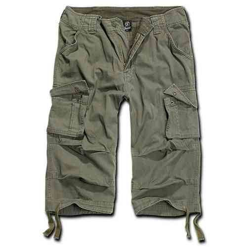 Brandit Urban Legend 3/4 Shortsit Oliivi