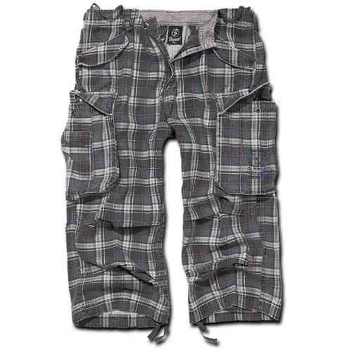 Brandit Industry 3/4 Shortsit