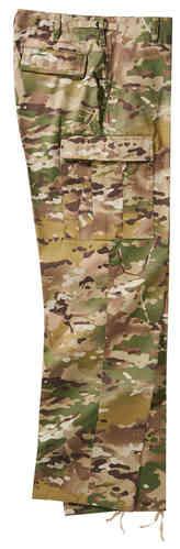Brandit US Ranger Housut Armeijanvihreä/maastokuvio