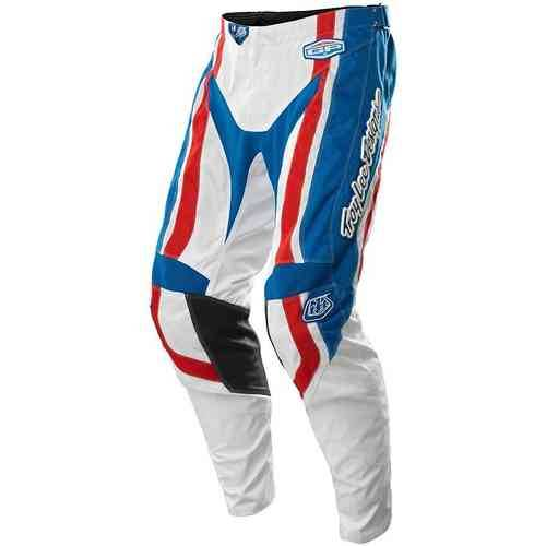 Troy Lee Designs GP Factory Sininen/valkoinen/punainen