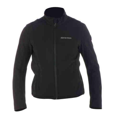 Spyke Evolution Softshell Jacket Musta