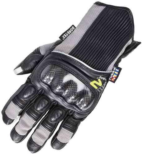 Rukka Ceres Gore-Tex Moottoripyörän käsineet Musta/antrasiitti