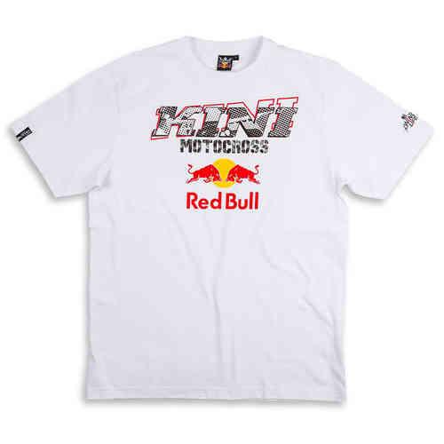 Kini Red Bull Kini  Bull Evolution Valkoinen