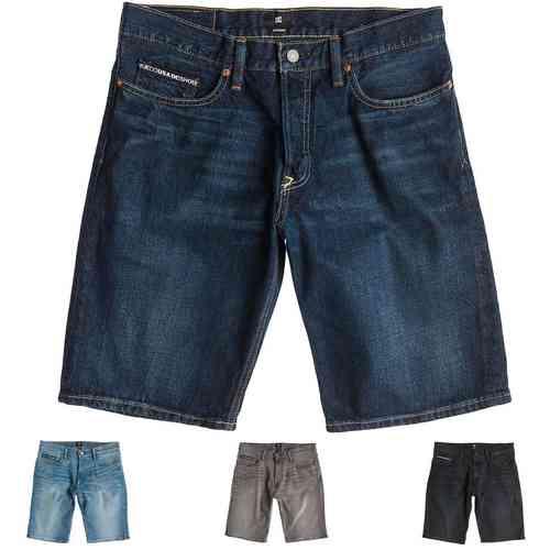 DC Worker Straight Denim Shorts