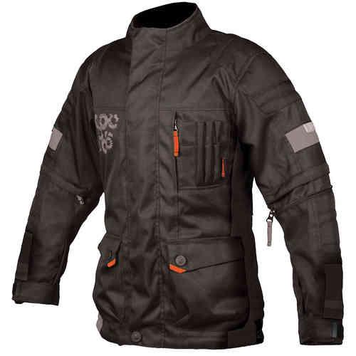 Booster Candid-Y Kids tekstiili Jacket Musta